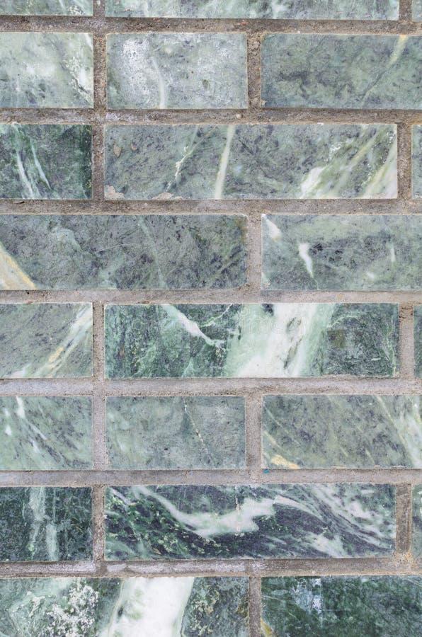 Vert de mur de malachite pour le contexte images stock