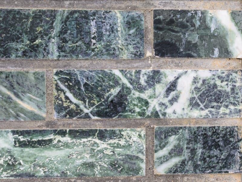 Vert de mur de malachite pour le contexte photos stock