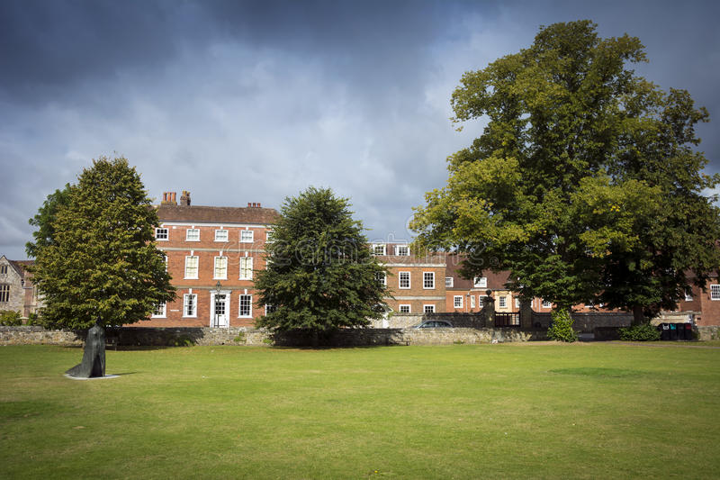 Vert de Salisbury images stock