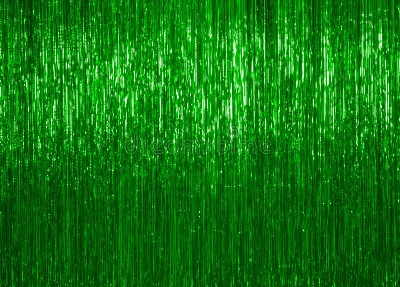 Vert, vert, fond de tresse de Noël de malachite image stock