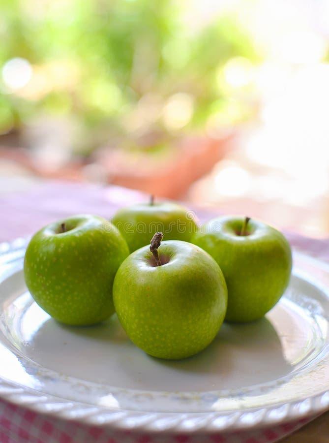 Vertes di Pommes immagini stock libere da diritti
