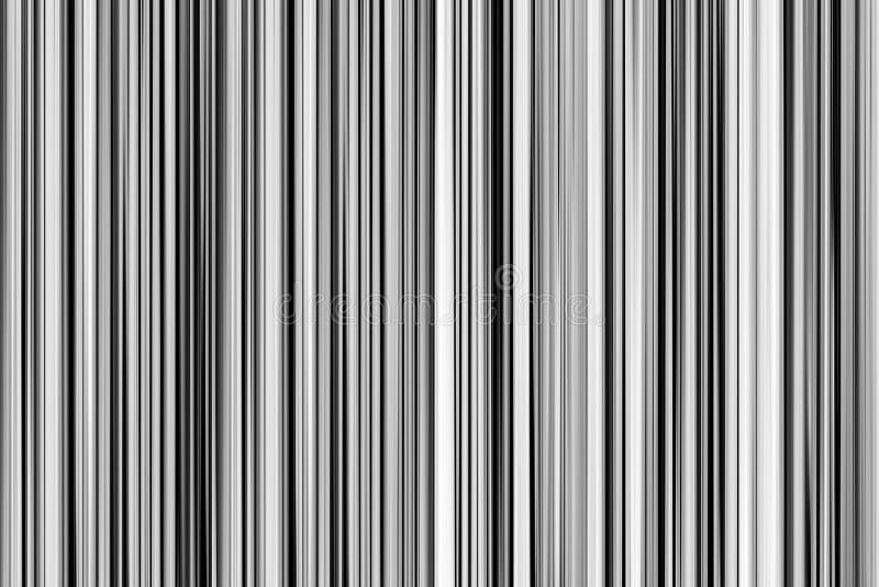 Verticaal parallel lijnen zwart grijs-wit licht donker basis gestemd patroon als achtergrond royalty-vrije stock afbeeldingen