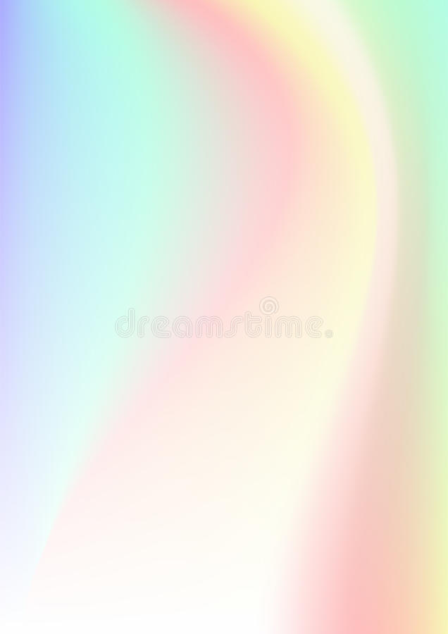 Vertical abstract background with holographic effect. vector illustration. vector illustration