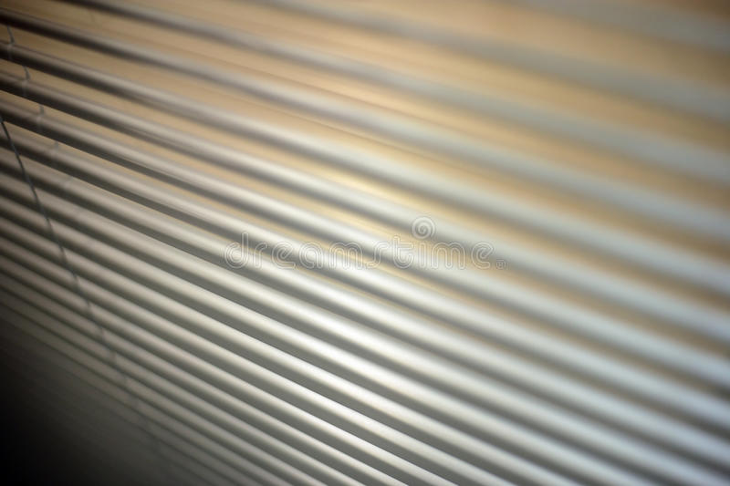 Office blinds stock images