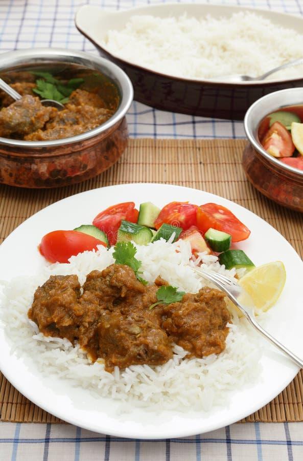 Vertical för mål för Madras smörnötkött royaltyfri bild