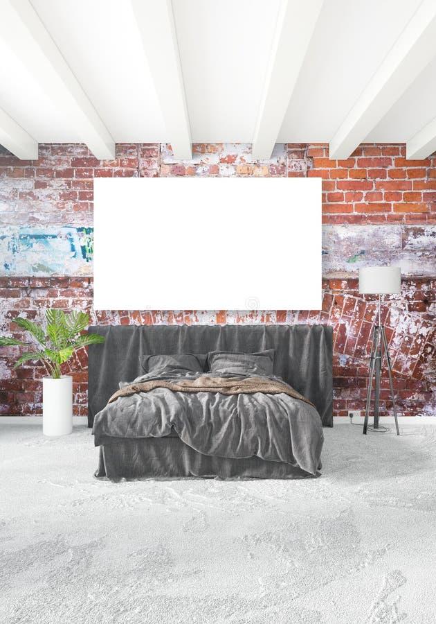 The Minimal Living Room Interior Design And White Brick