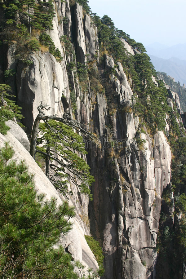 Download Vertical mountain cliff stock image. Image of nature, drop - 4458901