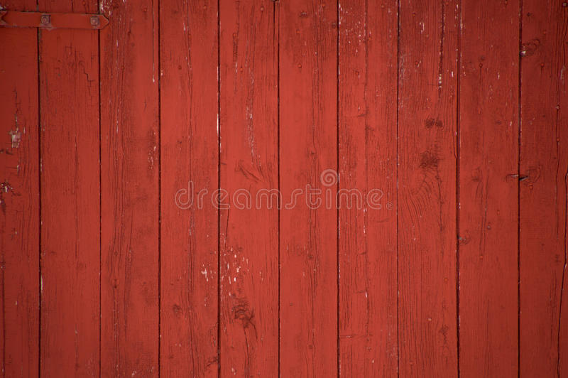 Vertical red barn boards and planks background royalty free stock image
