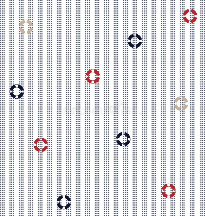 Free Vertical Stripes Pattern On Dot Royalty Free Stock Photography - 132618207