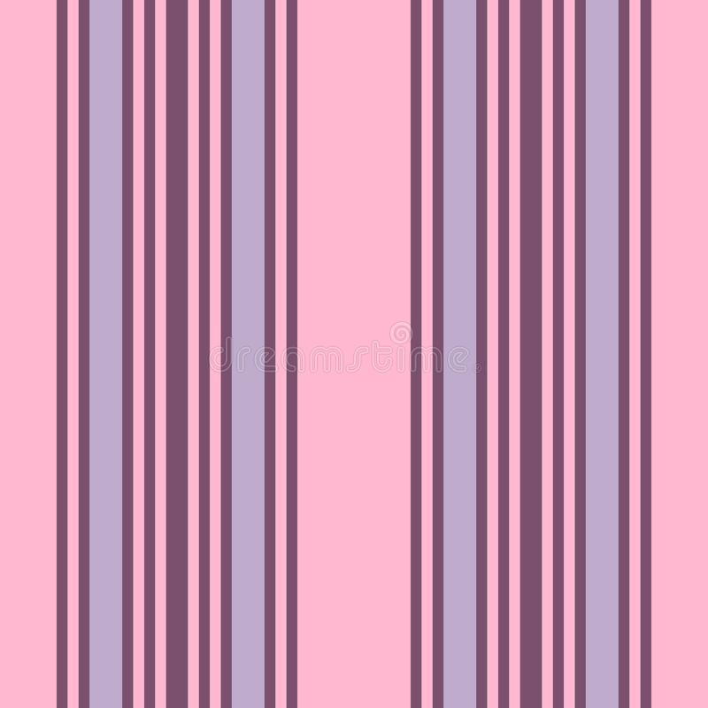 Vertical red and white stripes print vector stock photography