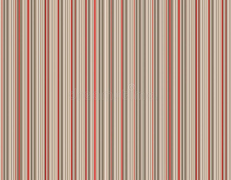 Vertical thin lines beige with red bright stripes contrasting background base asia design. Site menu stock photography