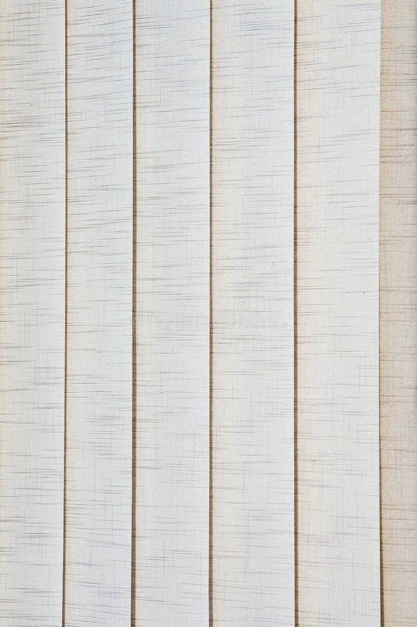 Vertical venetian blinds stock image