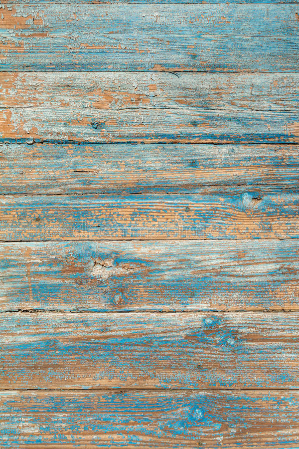Vertical wooden background painted. royalty free stock photo