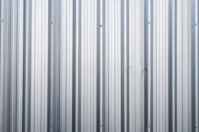 Vertical zinc aluminium closeup background metal square stock image