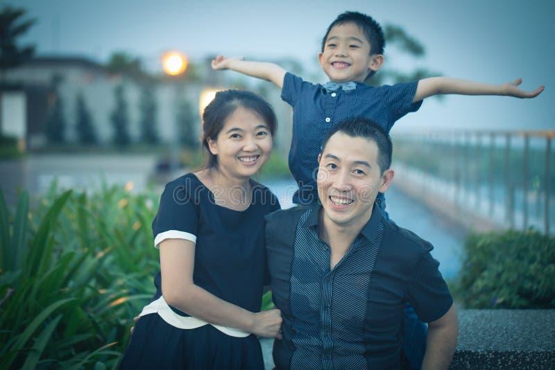 Download Verticale Asiatique De Famille Photo stock - Image du oriental, vieux: 45363468