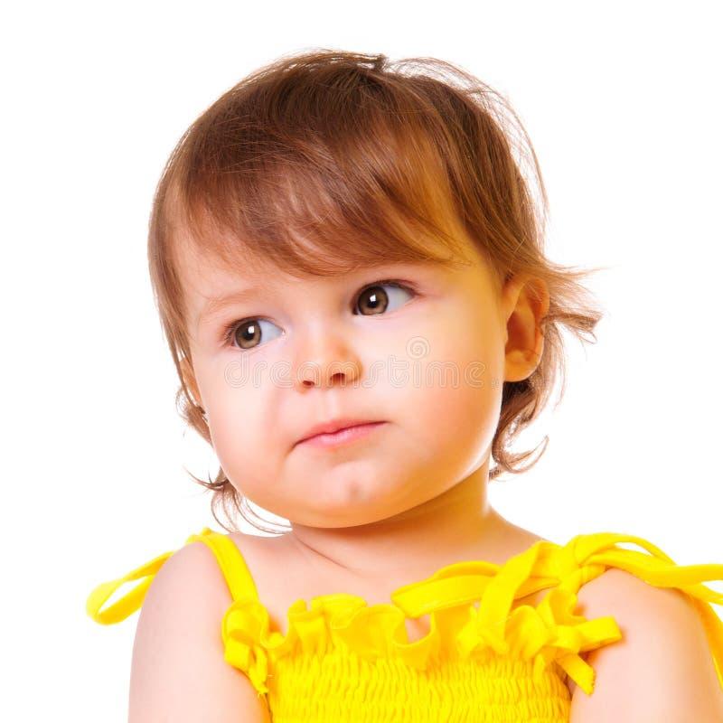 Verticale d'enfants de plan rapproché image libre de droits