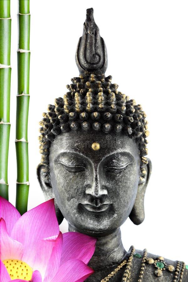 Verticale de Bouddha photo libre de droits