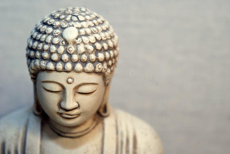 Verticale de Bouddha images stock