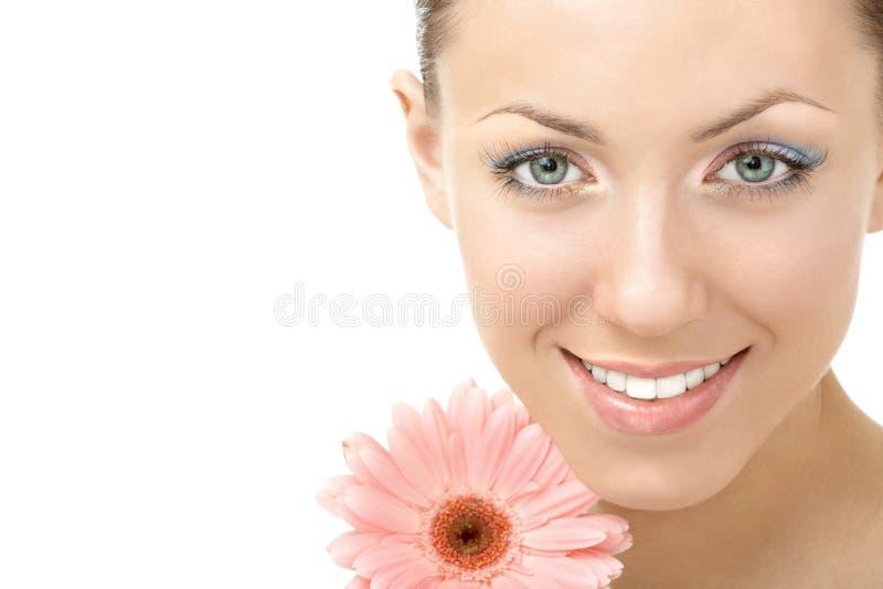 verticale de fleur photographie stock