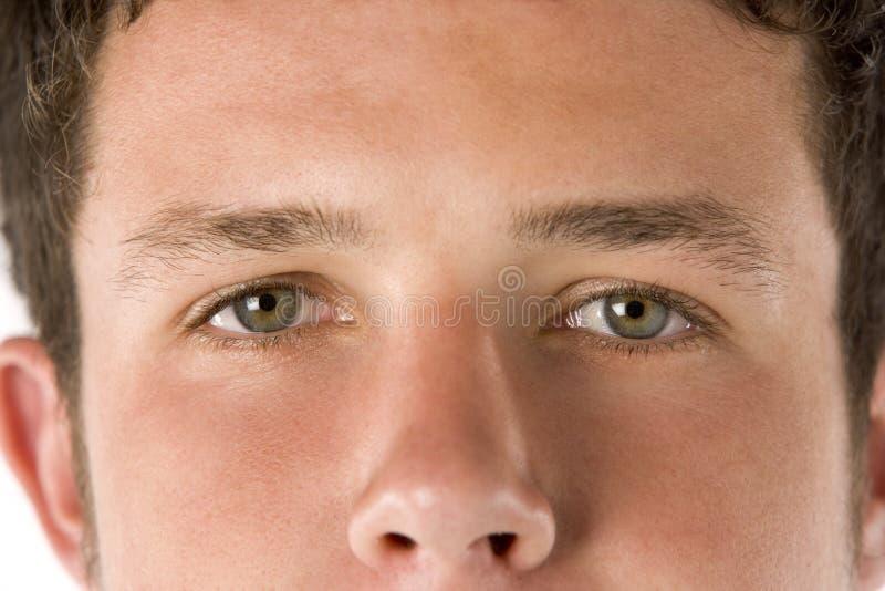 verticale de garçon d'adolescent photos stock