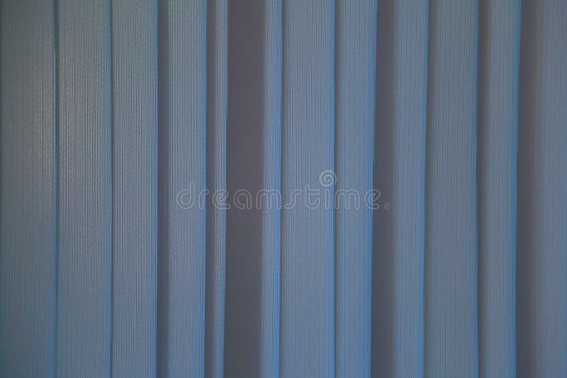Verticale gekleurde jaloezie royalty-vrije stock foto's