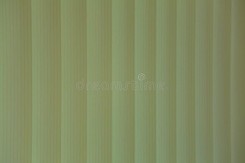 Verticale gekleurde jaloezie stock fotografie