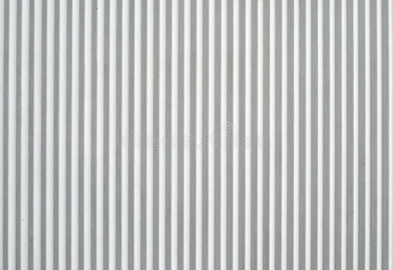 Verticale grijze strepen stock foto