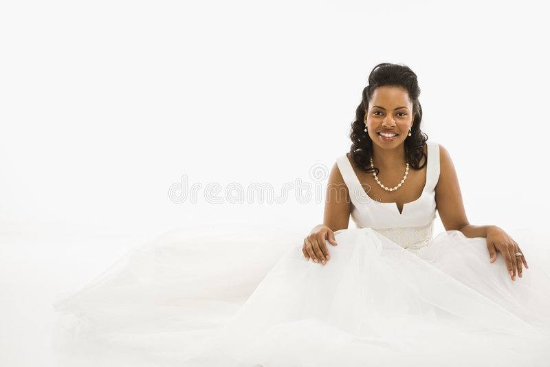 Verticale nuptiale. image stock