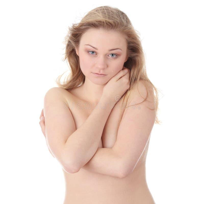 Verticale sensuelle image libre de droits