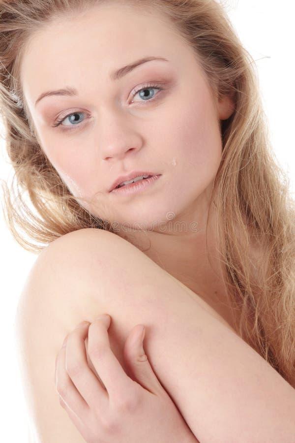 Verticale sensuelle images stock