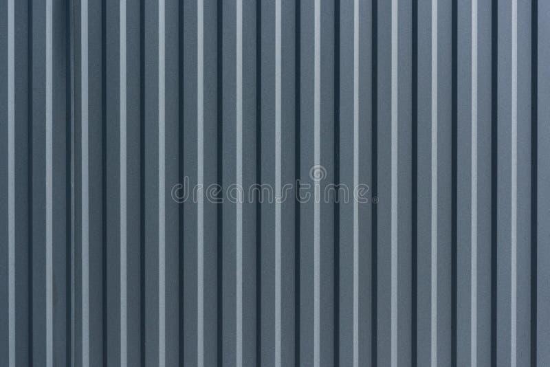 Verticale strepen van metaal stock foto's