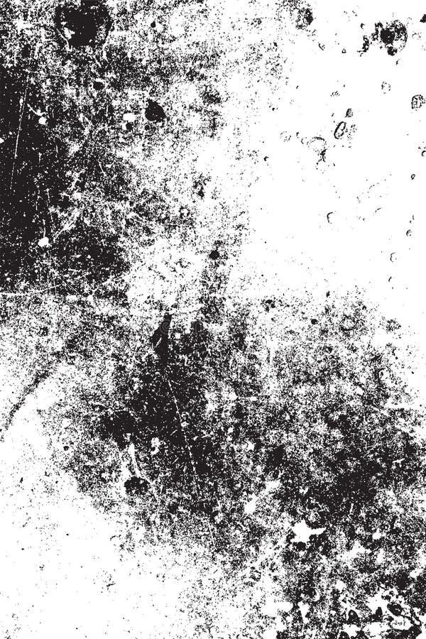 Verticale Verontruste Textuur vector illustratie