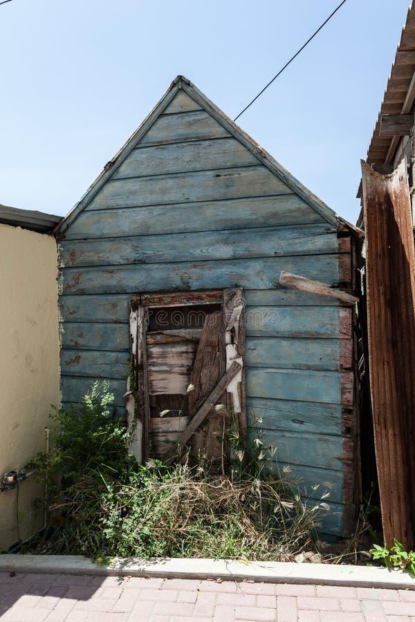 Vertiente de madera vieja imagen de archivo