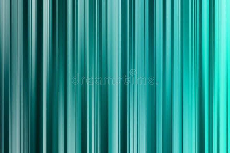 Vertikala linjer för Cyan skuggor, ljus abstrakt bakgrund fotografering för bildbyråer