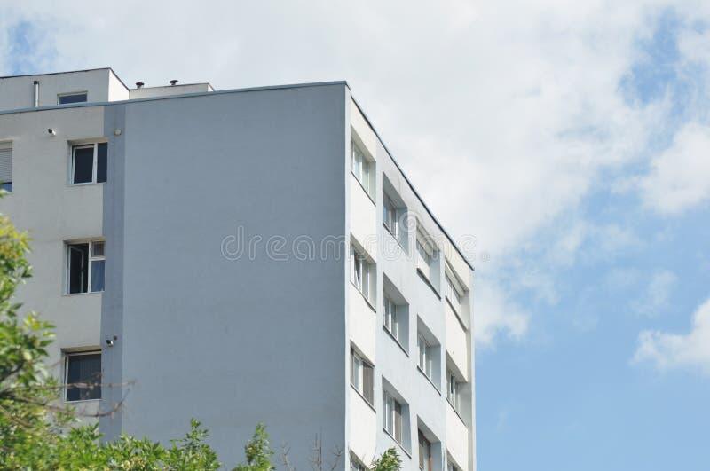 vertikale Ansicht stockfotografie
