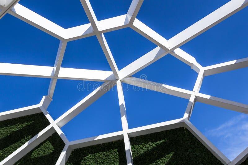 Vertikaler Garten lizenzfreies stockfoto