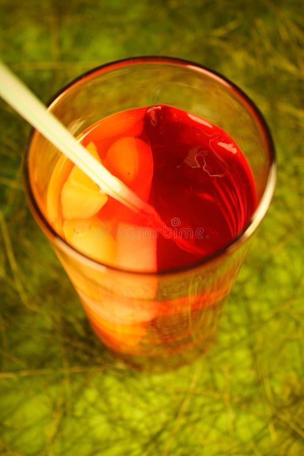 Vertikales cocktail-3 lizenzfreies stockbild