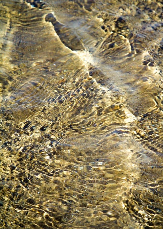 Vertikalt vattenabstrakt begrepp fotografering för bildbyråer