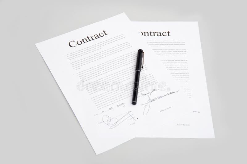 Verträge