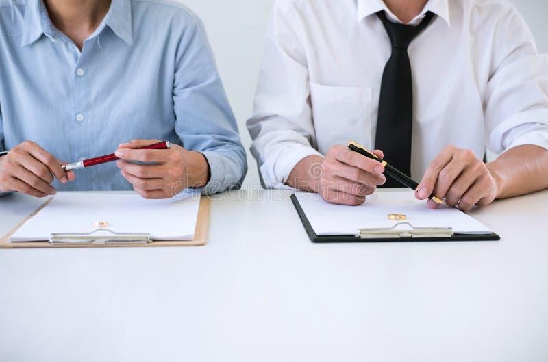 Vertragsscheidungsurteilauflösung oder Annullierung von marr stockbilder