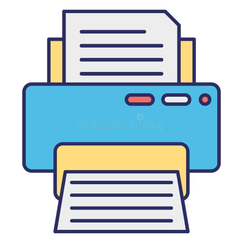 Vertrouwelijke informatie, gegevensversleuteling Vectorpictogram dat zich gemakkelijk kan wijzigen of uitgeven stock illustratie