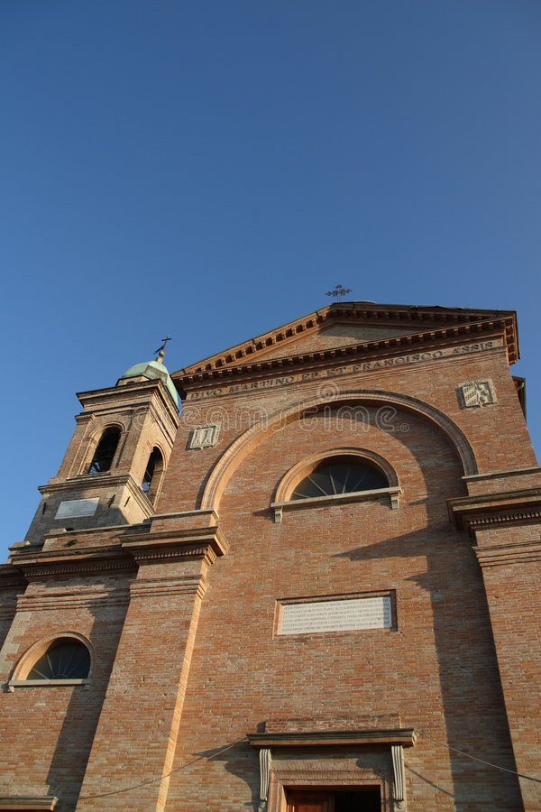 Download Verucchio Church Stock Images - Image: 7747514