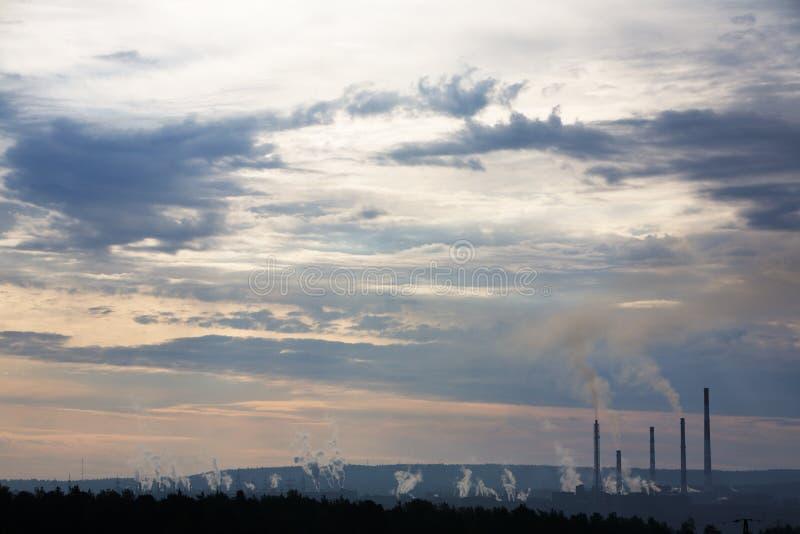 Verunreinigung stockfotografie
