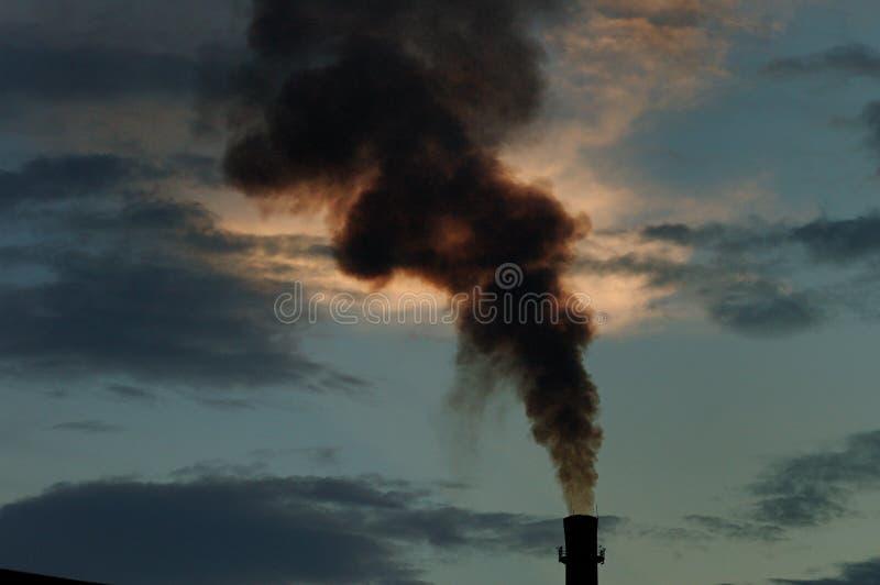 Verunreinigung stockbild