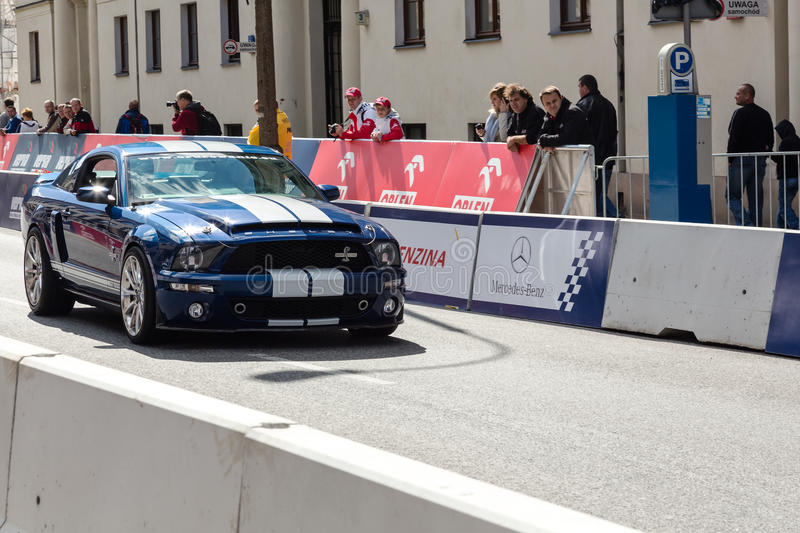 Download VERVA Street Racing Show In Warsaw, Poland Editorial Stock Image - Image: 26652784