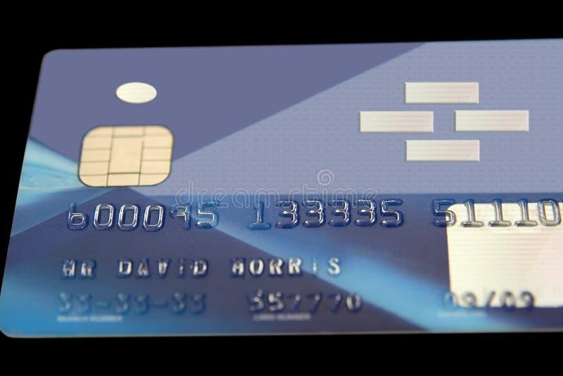 Vervals bankkaart 5 stock foto's