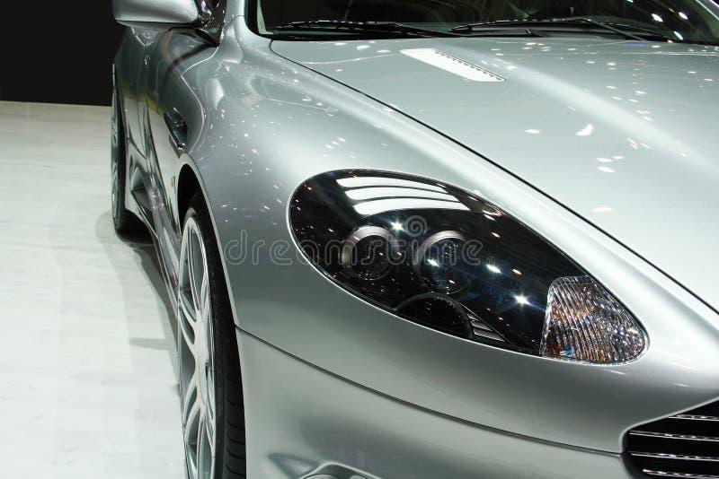 Vervoer van de Sportwagen van de luxe stock afbeeldingen