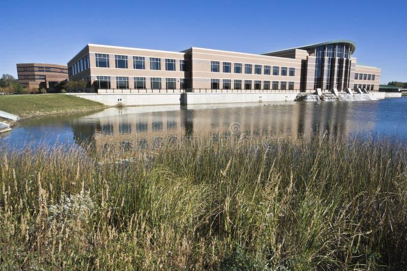Verwaltungsgebäude Dupage County stockfotos