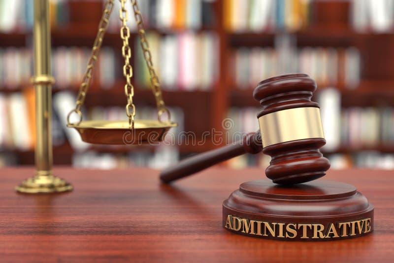 Verwaltungsrecht lizenzfreie stockfotos