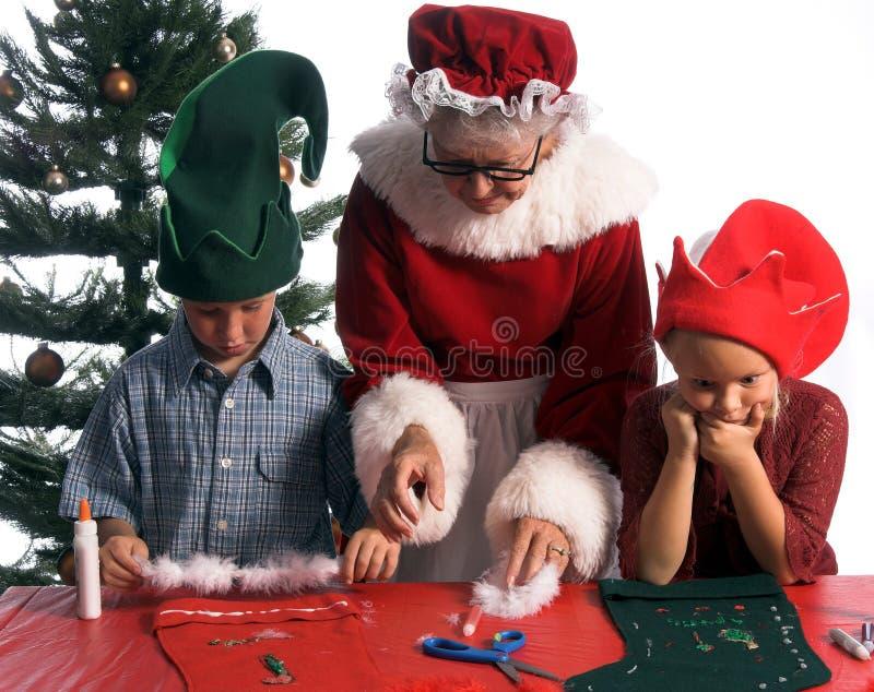 Verward Elf stock afbeelding